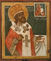 Димитрий Ростовский, святитель, икона (арт.06789)