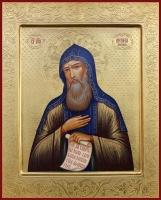 Антоний Печерский преподобный, икона (арт.06807)