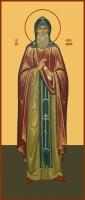 Сергий Радонежский преподобный, икона  (арт.06851)