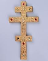 Крест  напрестольный  (арт.33395)
