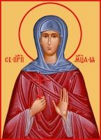 Святая Ия мученица, икона (арт.06891)