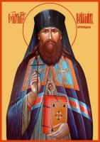 Вениамин Петроградский, Гдовский, митрополит, священномученик, икона (арт.06913)
