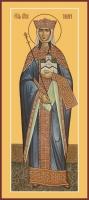 Тамара благоверная царица, икона (арт.06952)