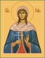 Иулия Анкирская (Коринфская) мученица, икона (арт.06980)