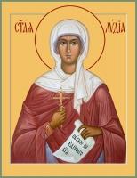 Лидия мученица, икона (арт.06983)