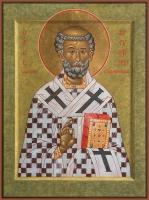 Августин блаженный, икона (арт.06999)