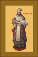 Филипп, митрополит Московский, святитель, чудотворец, икона (арт.00756)