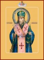 Иоасаф, епископ Белгородский, святитель, икона (арт.00785)