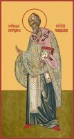 Спиридон Тримифунтский святитель, икона (арт.00790)