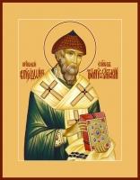 Спиридон Тримифунтский святитель, икона (арт.00799)