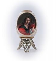 . Яйцо пасхальное антикварное, 19 век (арт.34577)