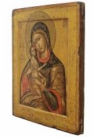 Воспитание икона Божией Матери (арт.39040)