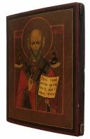 Николай чудотворец, архиепископ Мир Ликийских, святитель, икона (арт.34078)