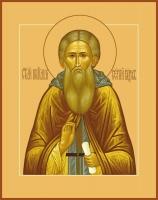 Сергий Радонежский преподобный, икона (арт.00875)