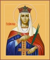 Ирина великомученица, икона (арт.00900)