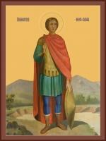 Феодор Стратилат великомученик, икона (арт.00906)