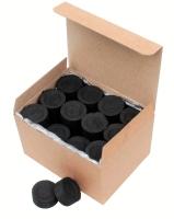 Уголь кадильный ∅ 40 мм (арт. НУ40)