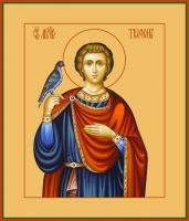 Трифон мученик, икона (арт.00979)