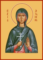 Антонина Никейская мученица, икона (арт.00995)