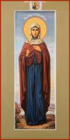 Мученица Александра Анкирская (Коринфская), икона (арт.м0120)