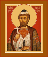 Мученик Антоний Виленский (Литовский), икона (арт.м0143)