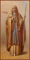 Мученица Анфия Римская, икона (арт.м0147)