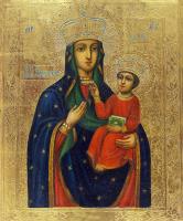 Икона Божией Матери Новодворская (арт.м0166)