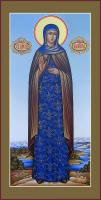 Преподобная Марина Берийская (Македонская), дева, икона (арт.м0372)
