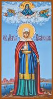 Праведная Мария Вифанская, сестра Лазаря Четверодневного, икона (арт.м0376)