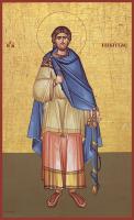Великомученик Никита Готфский, Константинопольский (арт. м0425)
