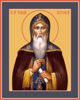 Преподобный Геннадий Костромской, Любимоградский, икона (арт.м0570)