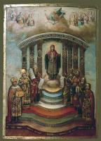 София Премудрость Божия Семистолпная (Киевская), икона (арт.м0640)